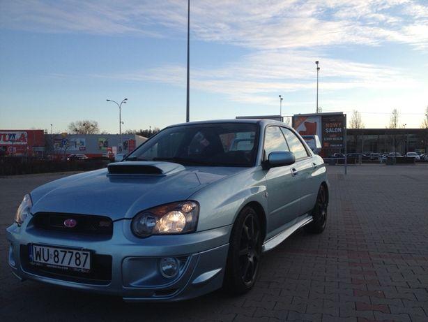 Subaru Impreza STI WR1 UNIKAT