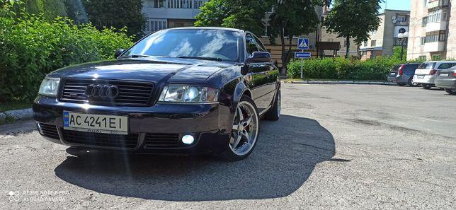 Audi a6c5 guattro