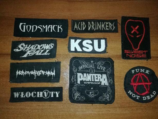 Naszywki rock/metal Godsmack Heaven Shall Burn