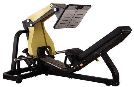 Maszyna do wypychania na mięśnie nóg typu hammer