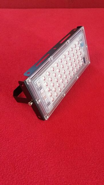 Lampa led halogen 50w=500w
