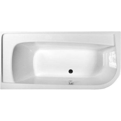 Акриловая ванна Ravak PRAKTIK LUX 175x85 L (СТОК)