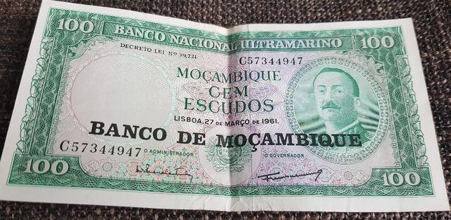 100 Escudo Mozambik