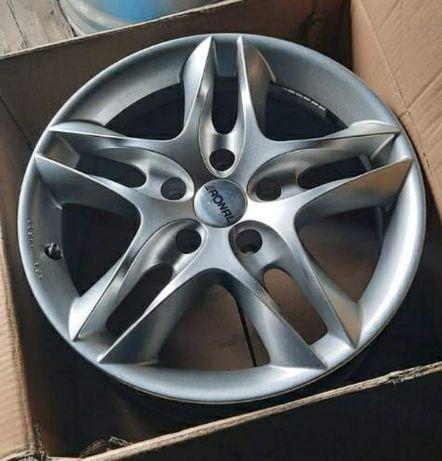 Felgi aluminiowe Ronal 17 cali, VW T5, T6 montaż GRATIS
