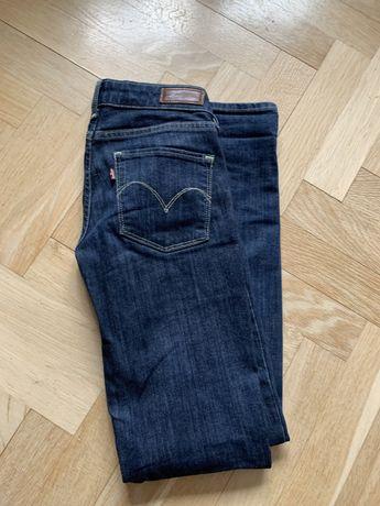 Levi's spodnie skinny dżinsy rozm. 25/32