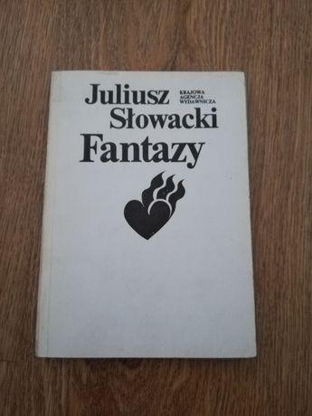 Fantazy Juliusz Słowacki