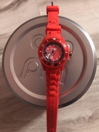 Sprzedam nowy zegarek apart AM:PM disney czerwony myszka minnie
