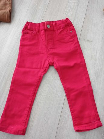 Spodnie materiałowe H&M