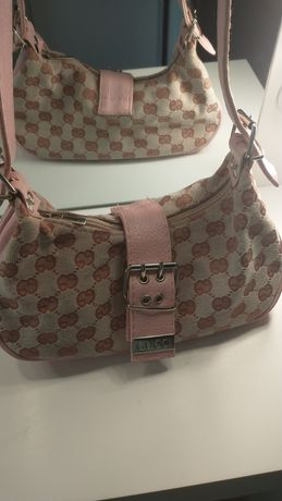 Torebka Vintage Gucci baby pink