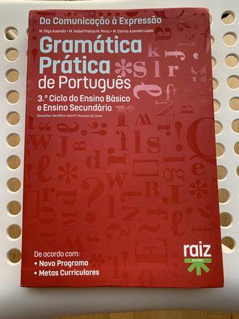 Gramática Prática de Português 3° ciclo do ensino básico e ensino secu