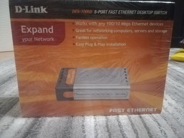 Switch firmy D-Link