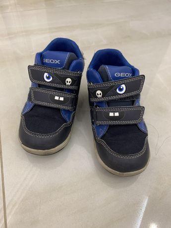 Ботиники кроссовки Geox