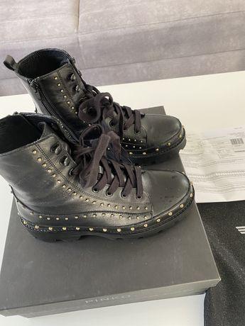Pinko buty z skory nowa kolekcja rozm 37