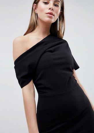 Asymetryczna sukienka 34