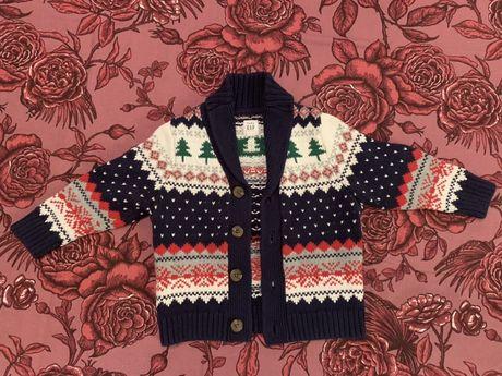 Sweterek dla chłopca GAP