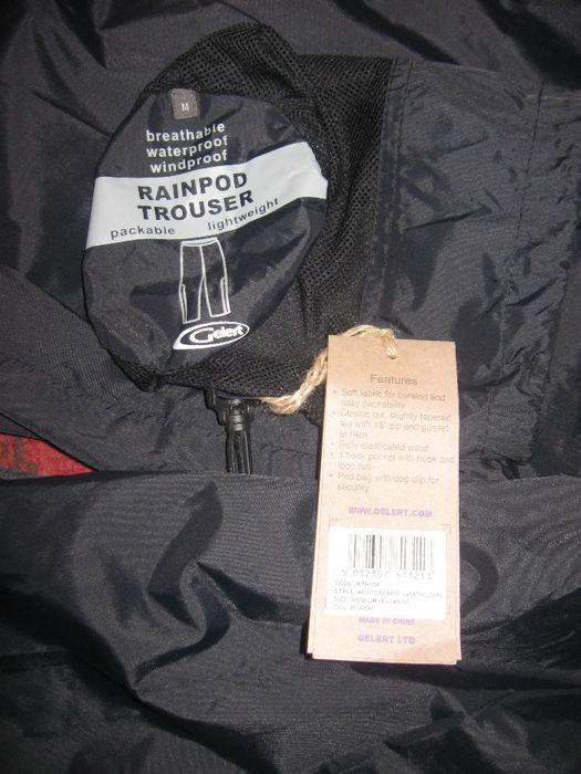 Дощові штани фірми Celert Дубно - изображение 1