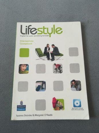 Lifestyle intermediate coursebook+CD