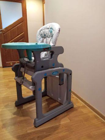 Krzesełko do karmienia firmy Baby design