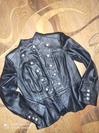 Кожаная куртка / пиджак