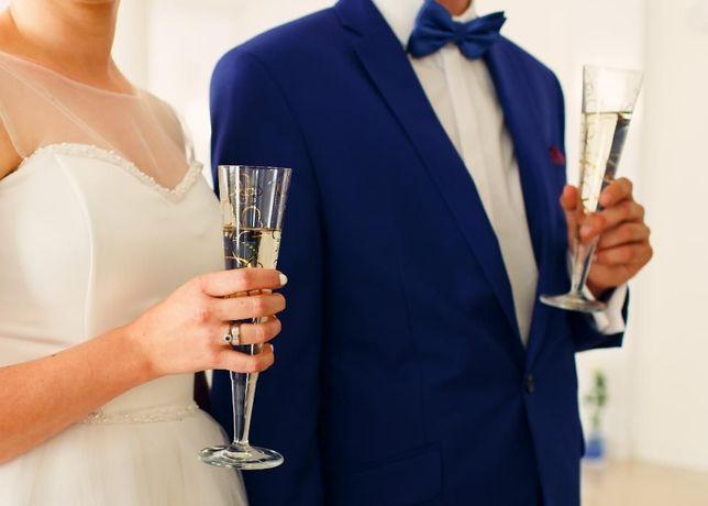 Suknia Ślubna gorset 36-38
