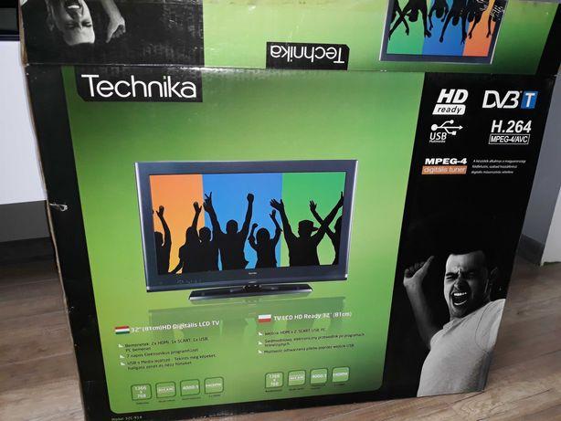 "Telewizor Technika LCD32"" z tunerem  DVB-T"