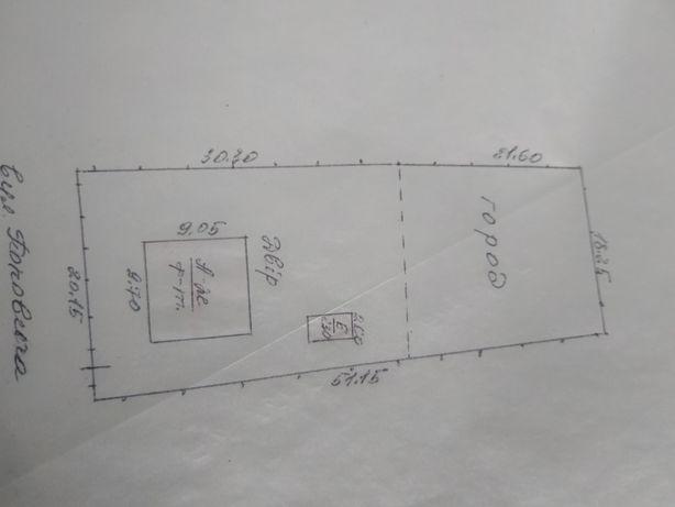 земельна ділянка під забудову загальною площею 10 соток