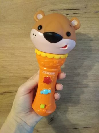 Mikrofon zabawka