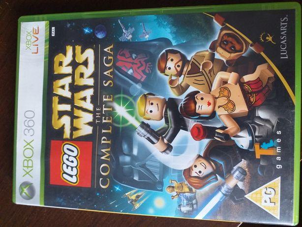 Star Wars The complete saga Xbox 360