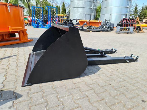 Łycha do materiałów sypkich Łyżka Szufla hydrauliczna wózek widłowy