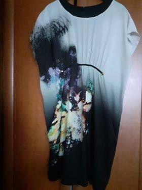 Sukienka letnia rozm. XL