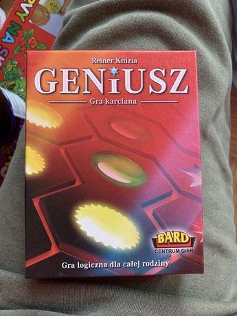 Gra karciana Geniusz