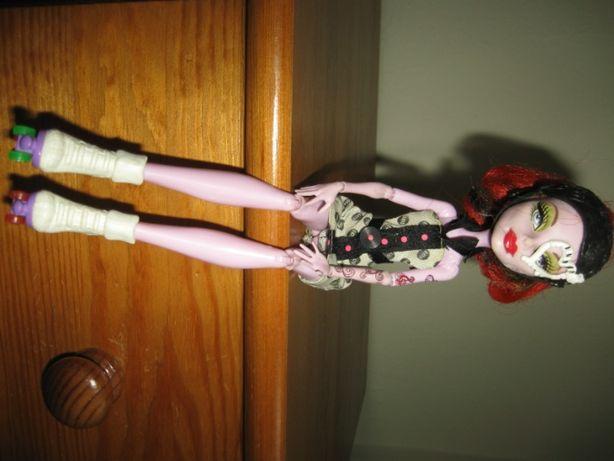 Lalka Monster High Operetta na rolkach