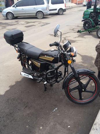 Spark Мотоцикл SP110C-2 Альфа Спарк Гарантия Доставка +документы