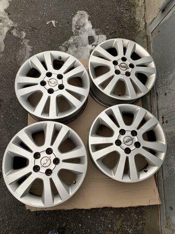 Титановые диски GM Opel с Германии!!! р16 6j ET49 65.1 5-110