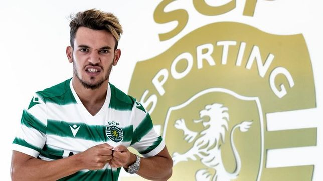 Camisola Sporting Pedro G. Melhor marcador 21