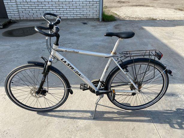Велосипед алюмінієвий німецької фірми LA Strada Bike