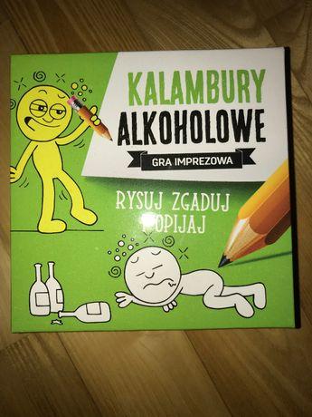 Gra Kalambury Alkoholowe, Nowa!!!