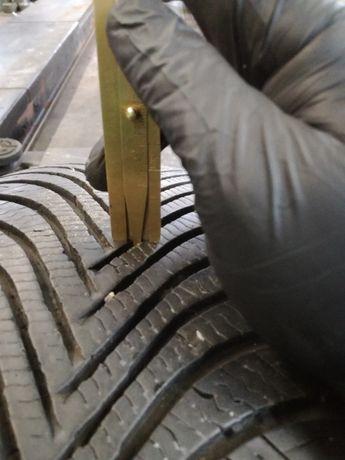 Sprzedam Opony Zimowe 225/55r17 Michelin