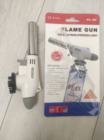Горелка газовая Flame gun 920