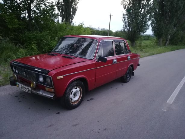 Продам авто Ваз 2106 1987рік