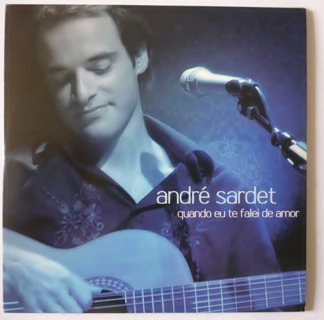 André Sardet - Quando eu te falei de amor
