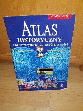 Atlas historyczy od starożytności do współczesności