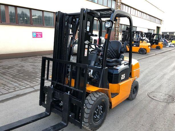 Wózek widłowy HC,HANGCHA CPQD25N-RW22-Y 2,5T chiński, najlepsza cena
