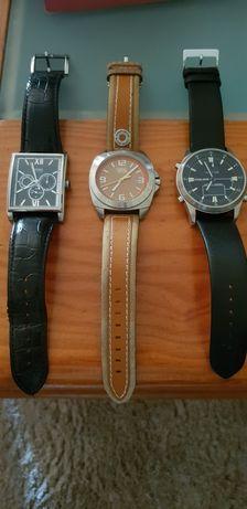 Relógios Police, Camel, Boss