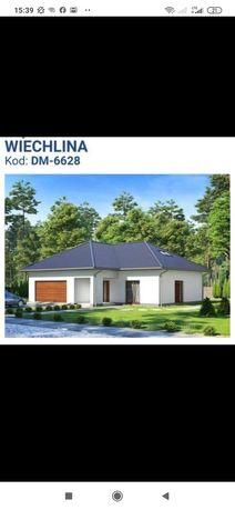 Projekt domu wiechlina