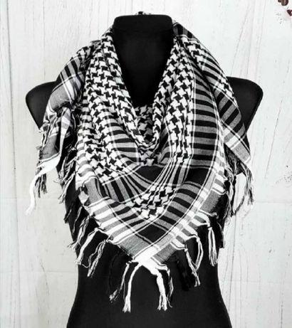 Арафатка, платок с кистями, унисекс