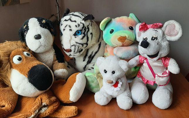 Іграшки мякі / мягкие игрушки / тигр / мишка