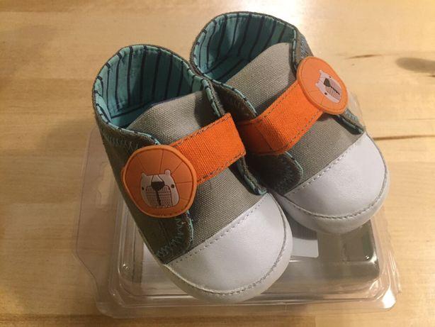 Buciki niechodki r. 20 Cool Club buty kapcie niemowlęce