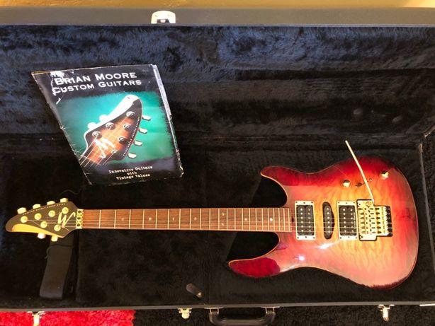 Guitarra Brian Moore Custom C-90F from 1998