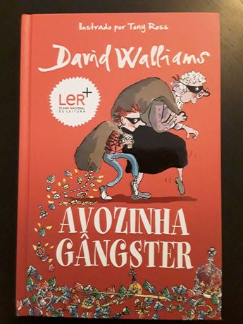 Avozinha Gângster (autor David Walliams)